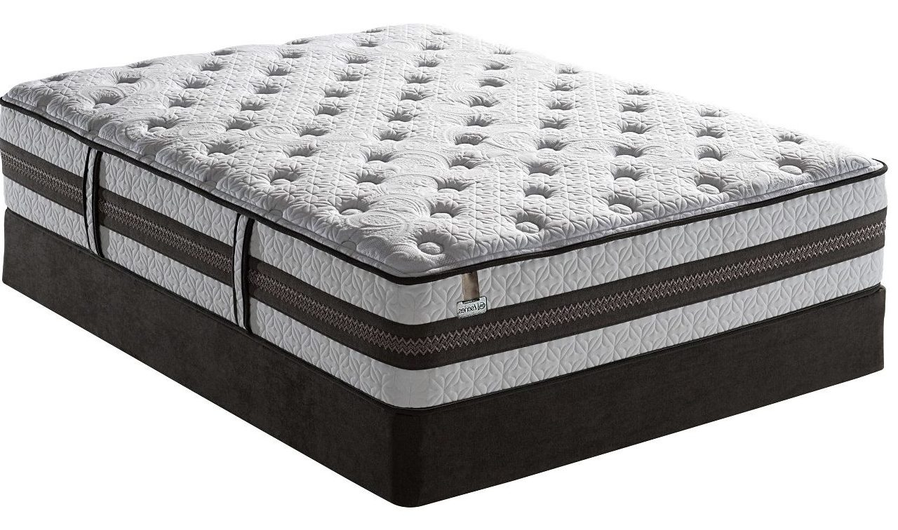 Serta iSeries Vantage Plush Mattress